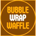 Bubble Wrap Waffle - Gofres de Burbujas de Huevo Chinos