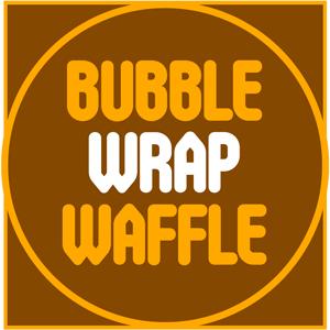 Bubble Wrap Waffles - Gofres Burbujas de Huevo Chinos